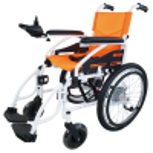 Poylin P200C Katlanabilir Çocuk Akülü Tekerlekli Sandalye