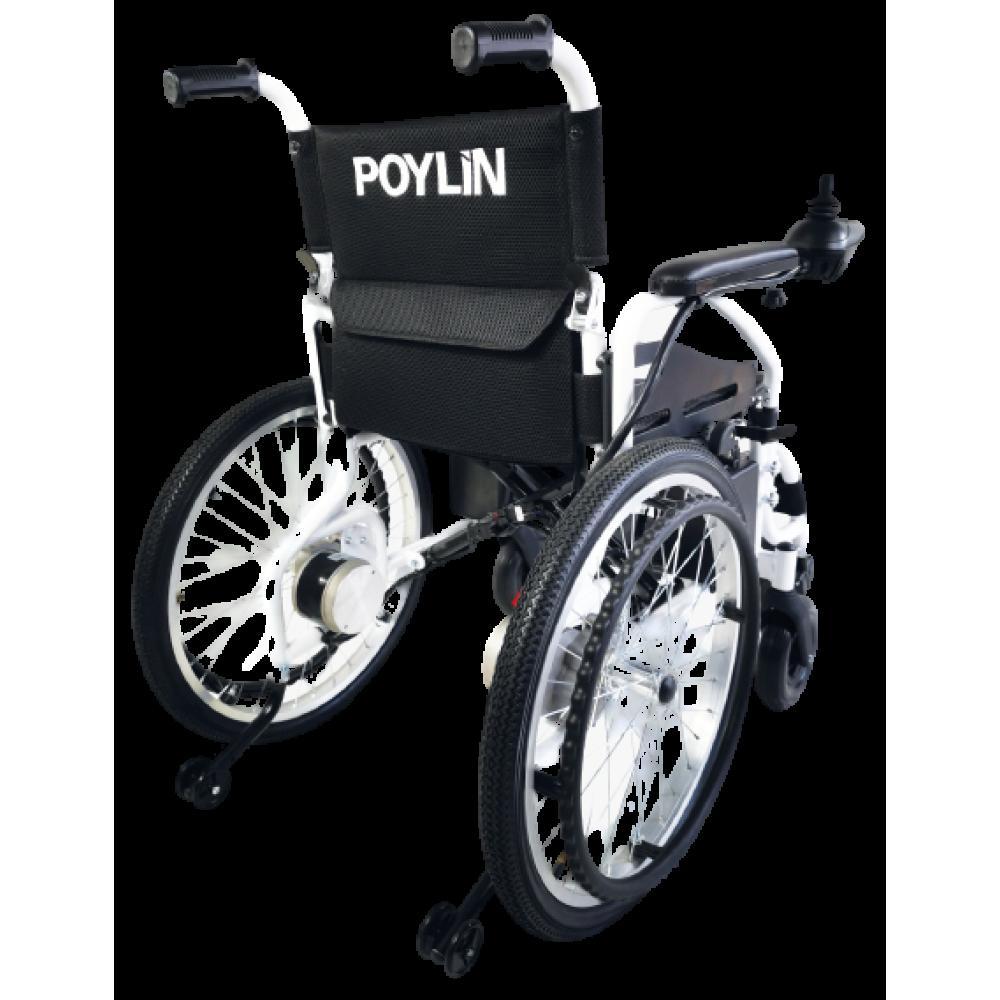 Poylin P200E Ekonomik Katlanabilir Akülü Sandalye