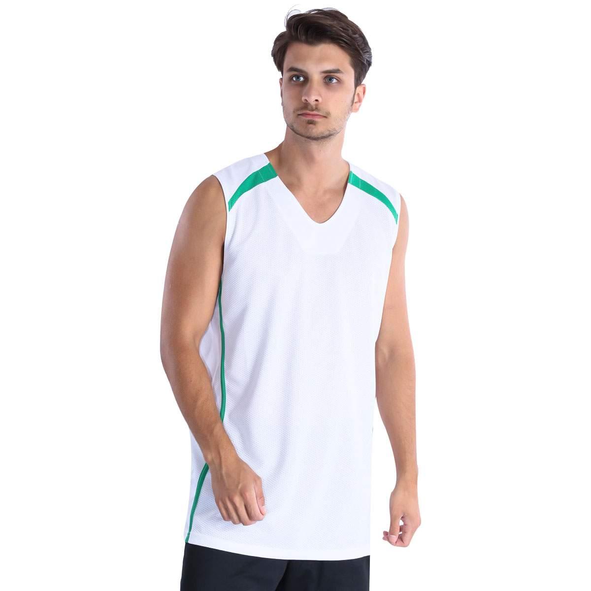 Sportive Eagle Erkek Beyaz Basketbol Forması 500022-0BY - 0BK - 0BX - 0KB