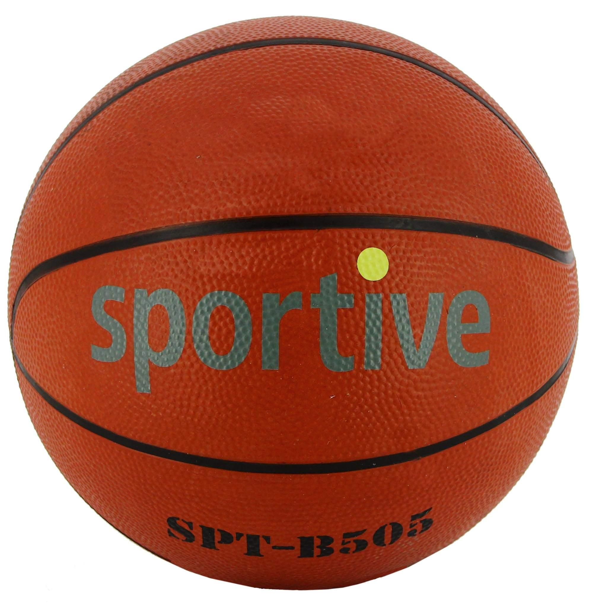Sportive Bounce Turuncu Basketbol Topu SPT-B505