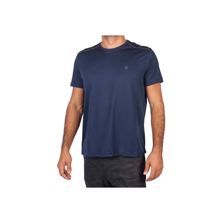 Exuma Erkek Mavi ve Lacivert Tişört
