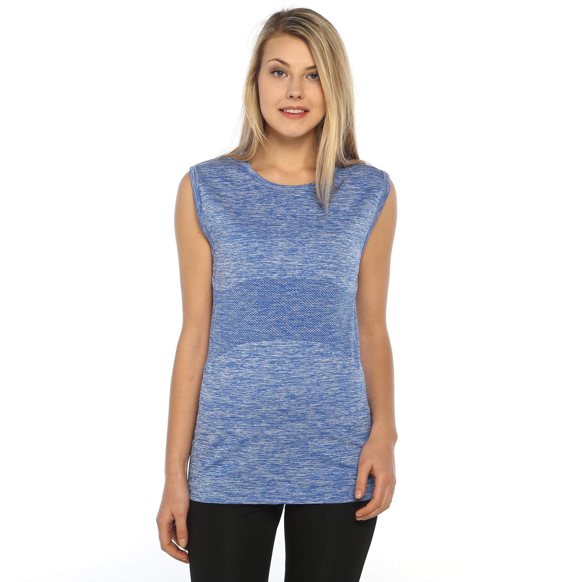 Sportive Kadın Mavi Spor Atleti 520039-00X