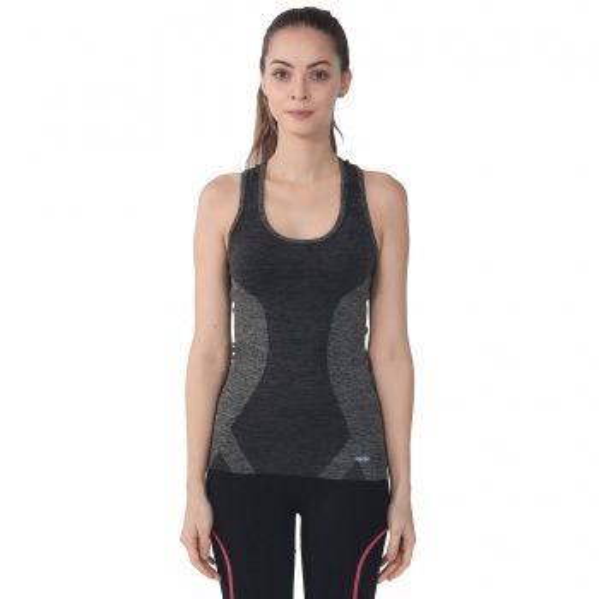 Sportive Seam Kadın Gri Spor Atleti 620050-0BM