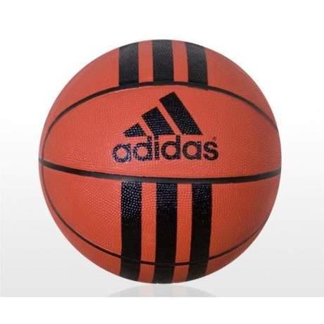 Adidas Basketbol Topu Spor Kahverengi 3 Stripe