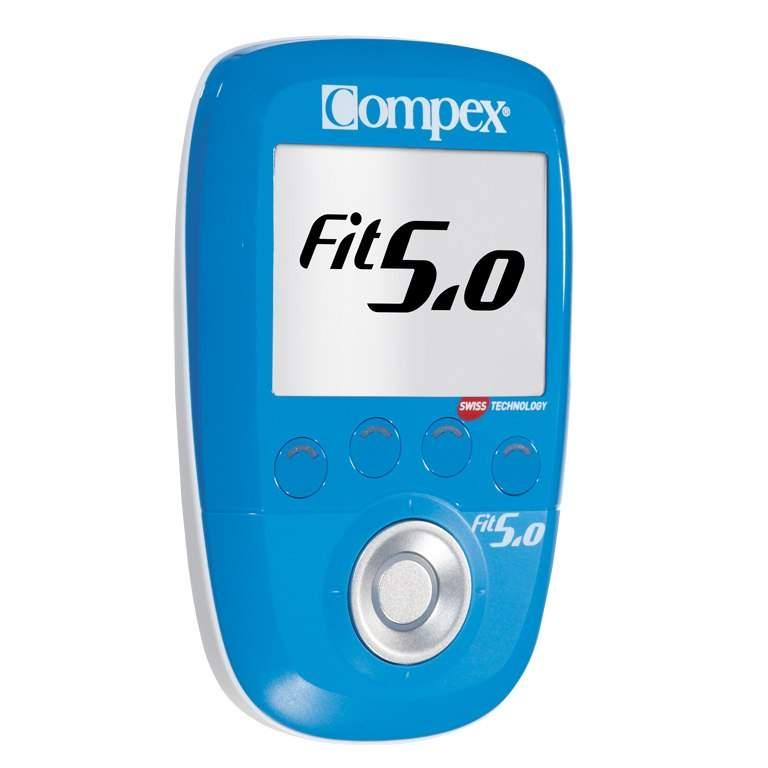 Compex Fit 5.0 Kas Güçlendirme Fizik Tedavi Tens Cihazı