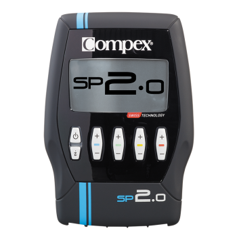 Compex SP 2.0 Kas Geliştirme Stimülatör Cihazı