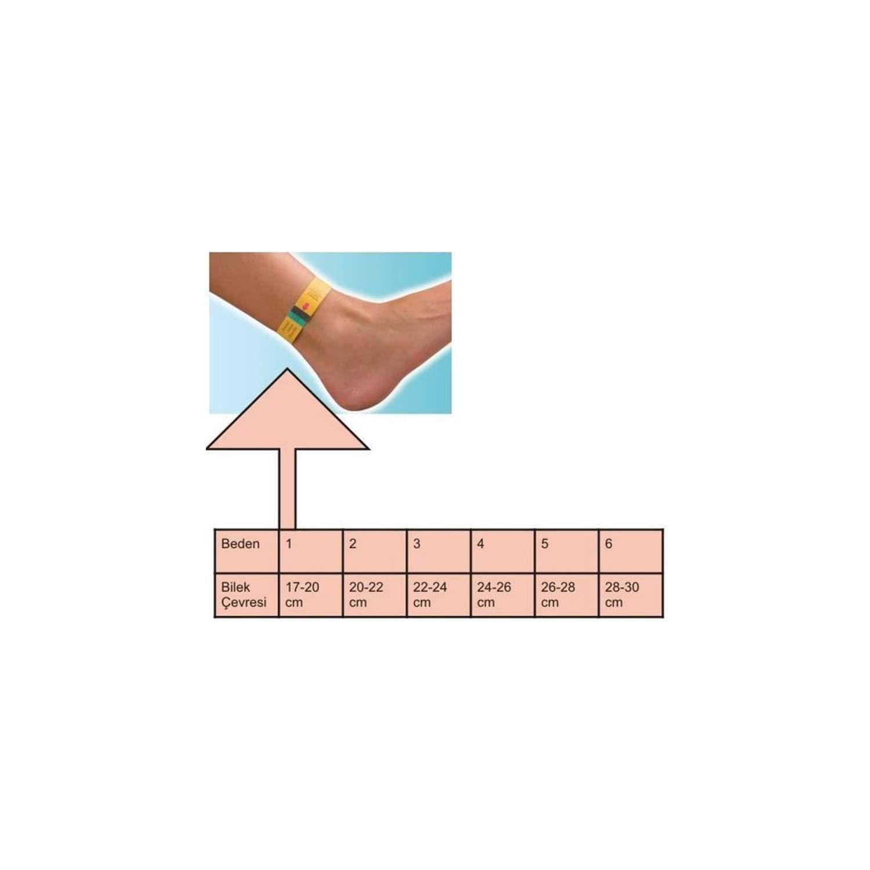 Medi 501 Elastic Ankle Support Ayak Bilekliği