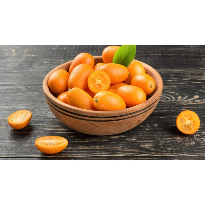 Yerli Kumkuat 500 G Kumquat