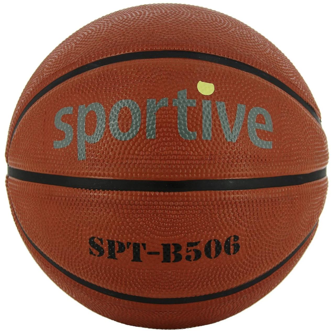 Sportive Bounce Turuncu Basketbol Topu SPT-B506