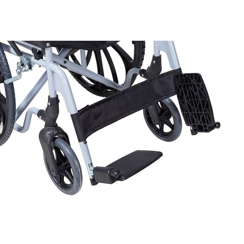Poylin P100E Ekonomik Tekerlekli Sandalye