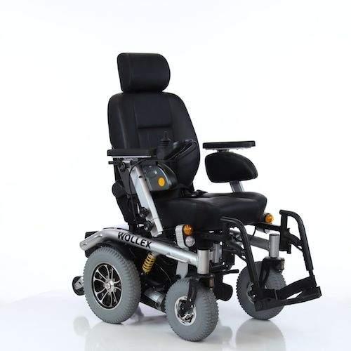 W169 Enjoy Aküllü Tekerlekli Sandalye